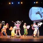 DFaroeste Circo Show