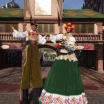 Casal Alemão- Paula e França