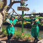 Irlandeses-Bala e Richard